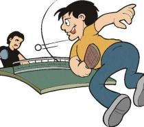 Il Venerdì ore 20.30  Tennis da Tavolo!