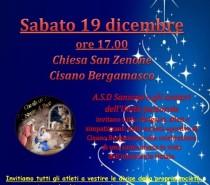 """A.S.D. Sansone Oratrio: S.Natale dello """"Sportivo""""2015"""