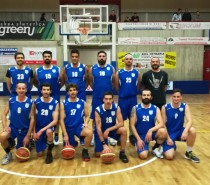 Basket Sansone categoria Open