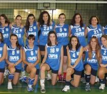 Sansone Volley-Monticellese 1-3 / 1-3