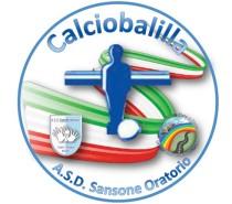 A.S.D.  Sansone Oratorio : CalcioBalilla al via…!!!