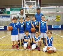 Basket Sansone Under 12 : Buona la prima !!